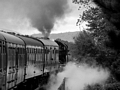No 46512, Strathspey Railway by Dave Banks Photography